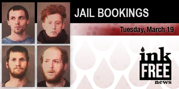 See Who Was Booked At The Greenwood County Jail