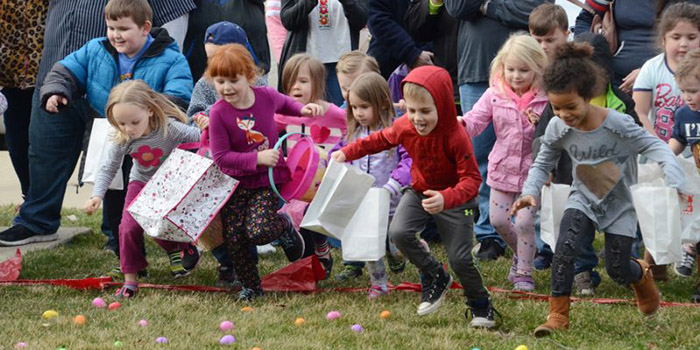 STL Moms: Hunt for eggs and a cure this Easter